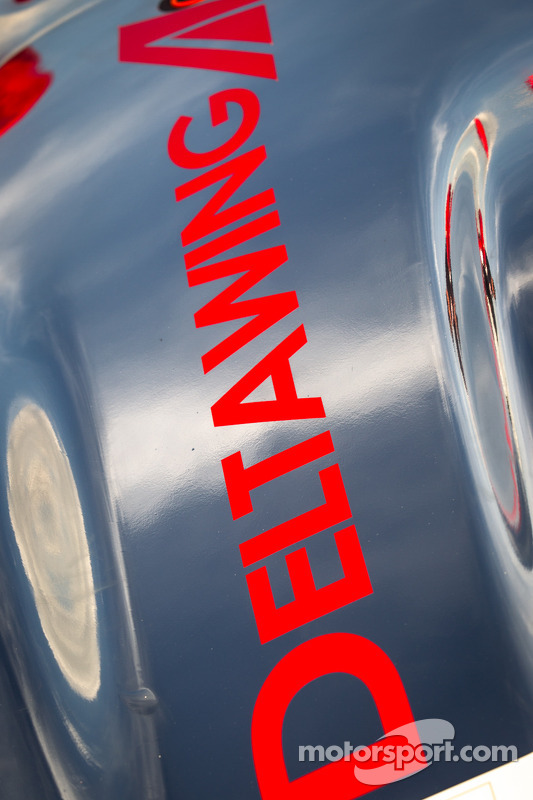 #0 DeltaWing Racing Cars DeltaWing LM12 Elan: detalhe