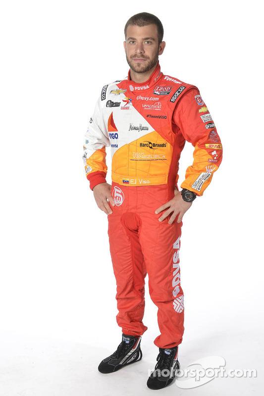 EJ Viso, Andretti Autosport