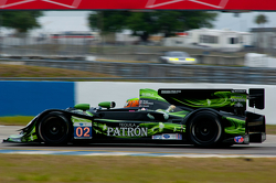 #02 Extreme Speed Motorsports HPD ARX-03b: Ed Brown, Johannes van Overbeek, Anthony Lazzaro