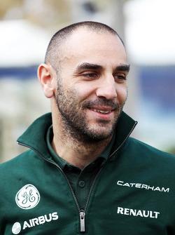 Cyril Abiteboul, Caterham F1 Team Principal