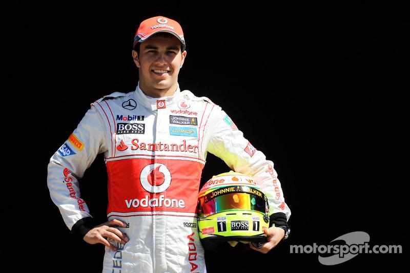 2013 - Sergio Perez, McLaren