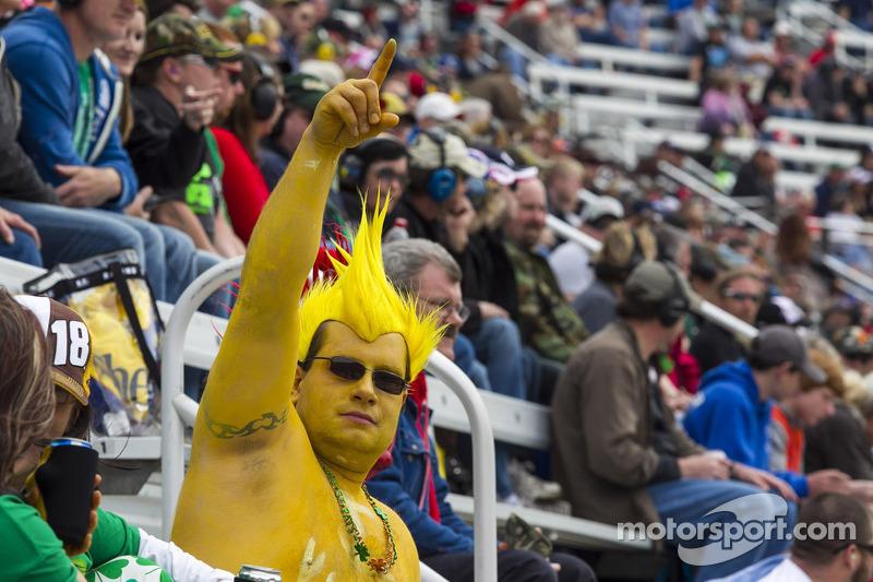 Een race fan