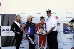 2e plaats Garrett Grist