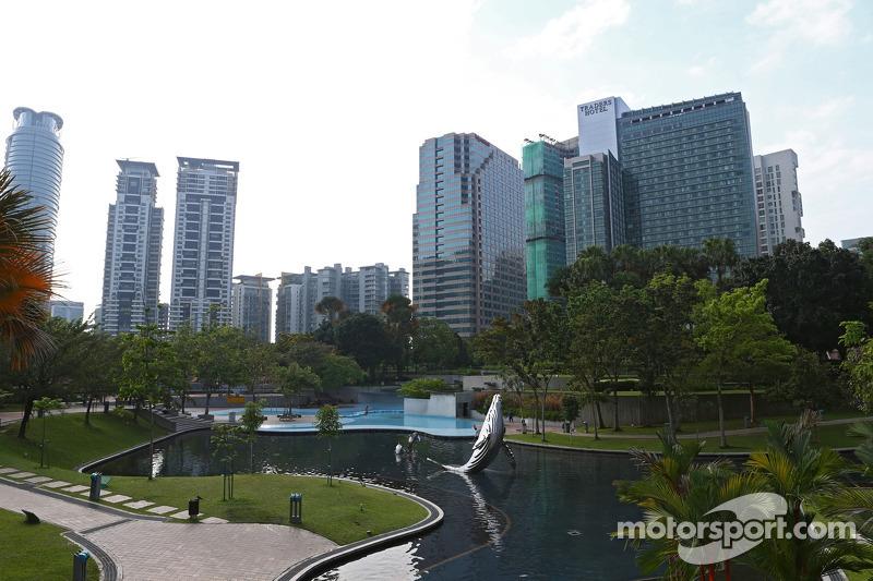 Een bezoekje aan Kuala Lumpur
