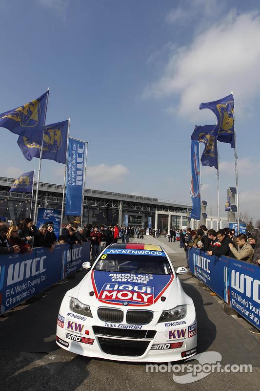 Norbert Michelisz, Zengo Motorsport Honda Civic