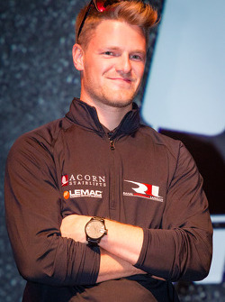 Drivers presentation: James Jakes, Rahal Letterman Lanigan Racing Honda