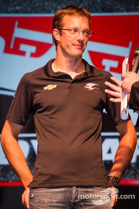 Apresentação de pilotos: Sébastien Bourdais, Dragon Racing Chevrolet