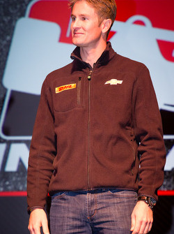Drivers presentation: Ryan Hunter-Reay, Andretti Autosport Chevrolet