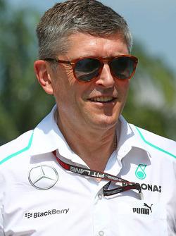 Nick Fry, Mercedes AMG F1