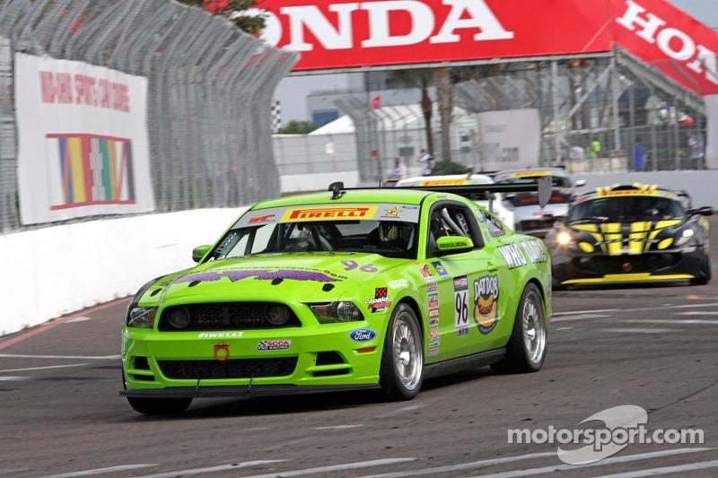 Brad Adams, Capaldi Racing/Voodoo/DatDog/Yo MTV Raps/Ford Mustand Boss 302S
