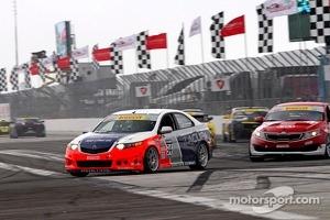 Nick Esayian, RealTime Racing Acura TSX