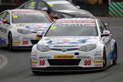 Sam Tordoff, MG KX Momentum Racing
