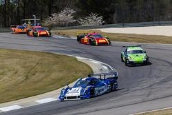 Michael Shank Racing Ford Riley: Gustavo Yacaman, Antonio Pizzonia