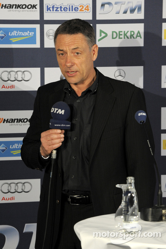 Christian Schacht, DMSB