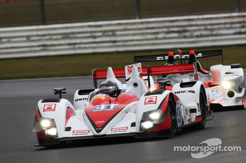 Chris Dyson, Michael Marsal, Tom Kimber-Smith, Greaves Motorsport, Zytek Z11SN - Nissan
