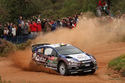 Thierry Neuville, Nicolas Guilsoul, Ford Fiesta WRC, Qatar M-Sport WRT