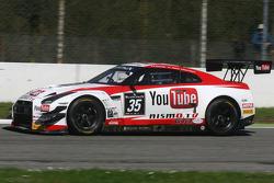 #35 Nissan GT Academy Team RJN Nissan GT-R Nismo GT3: Lucas Ordonez, Steve Doherty, Alex Buncombe