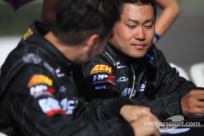2012 Formula DRIFT-kampioen Daigo Saito