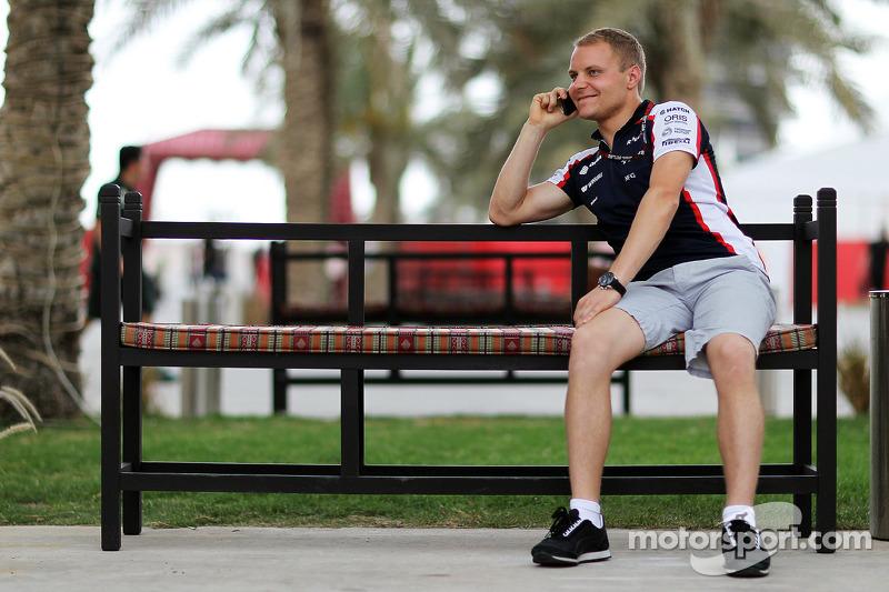 Валттери Боттас. ГП Бахрейна, Четверг.