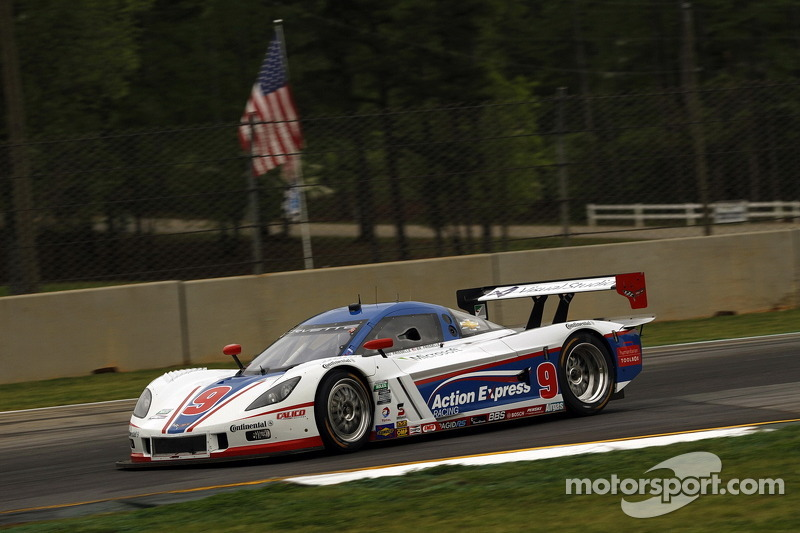 #9 Action Express Racing Corvette DP: Brian Frisselle, Burt Frisselle