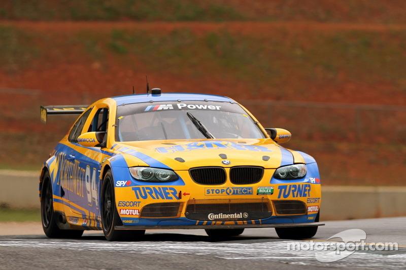 #94 Turner Motorsport BMW M3: Billy Johnson, Paul Dalla Lana