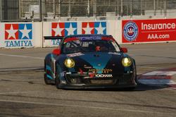 #68 TRG Porsche 911 GT3 Cup: Bret Curtis, Craig Stanton