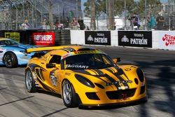 Jim Taggart, Taggart Autosport  Lotus Exige