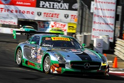 Tim Pappas, Black Swan Racing Mercedes-Benz AMG SLS GT3