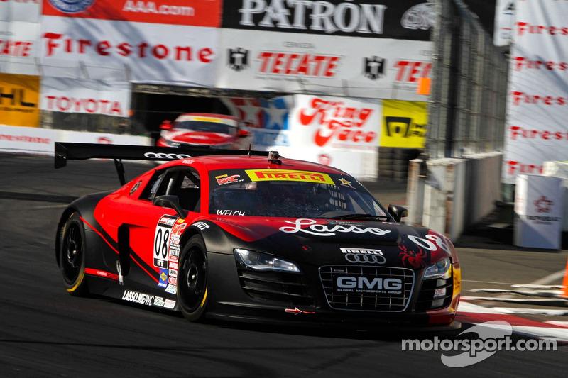 Alex Welch, Global Motorsports Group Audi R8 LMS
