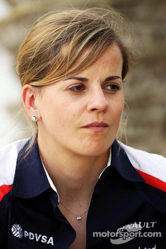 Susie Wolff, Williams piloto de desenvolvimento