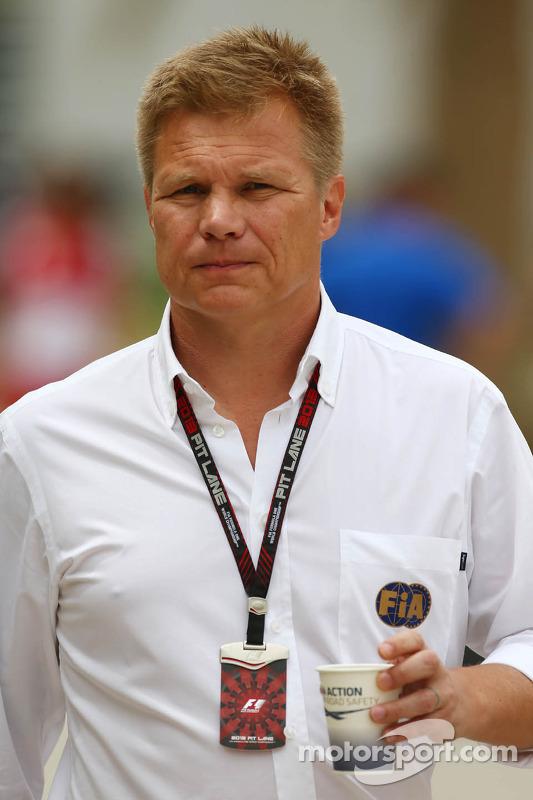 Mika Salo, FIA Comissário