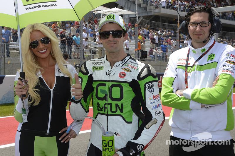 Bryan Staring, Go & Fun Honda Gresini