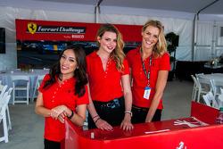 Ferrari Challenge VIP Hospitality Personel