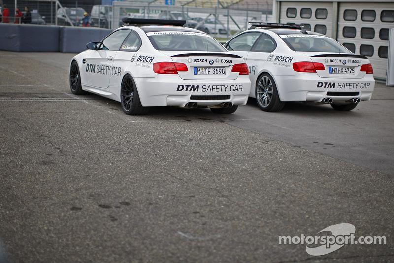 DTM BMW M3 safety cars