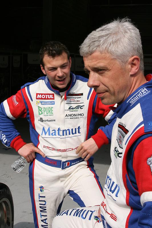 Jean-Karl Vernay e Raymond Narac