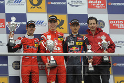 Podium, 2nd Felix Serralles