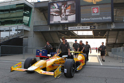 Andretti Autosport team members