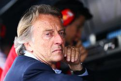 Luca di Montezemolo, Presidente Ferrari