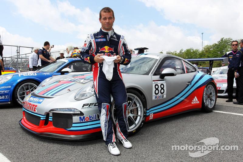 Sebastien Loeb Porsche Ag Porsche Supercup At Spanish Gp