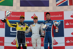 Race winner Robin Frijns