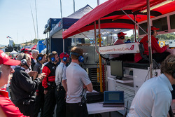 Deltawing Pit ready for qualifying