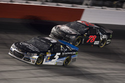 Kasey Kahne and Kurt Busch