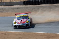 #45 Flying Lizard Motorsports Porsche 911 GT3 RSR: Nelson Canache Jr., Spencer Pumpelly