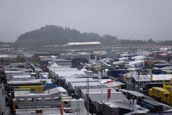 Nürburgring paddock