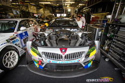 #26 Marc VDS Racing BMW Z4 GT3 (SP9)