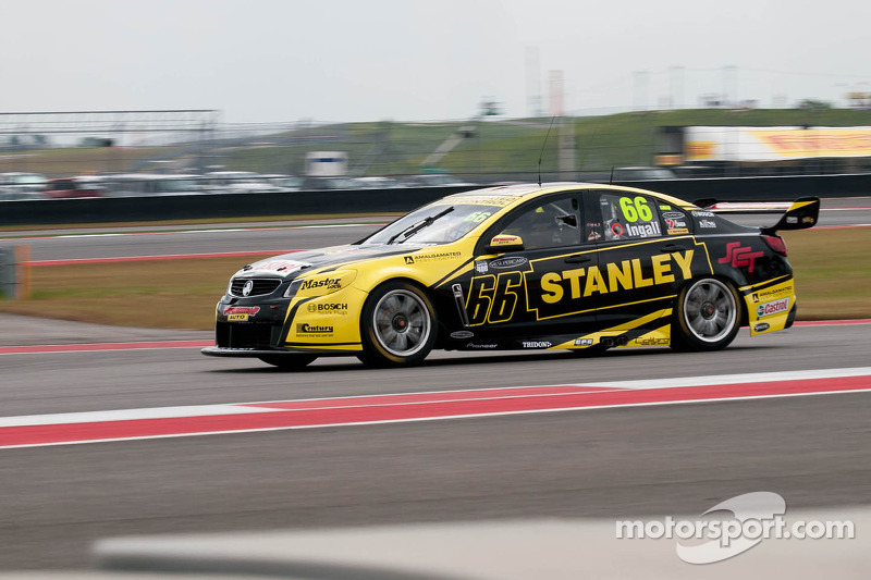 Russell Ingall, Supercheap Auto Racing