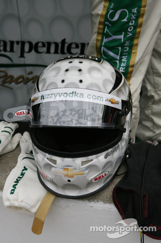 Capacete Ed Carpenter, Ed Carpenter Racing Chevrolet