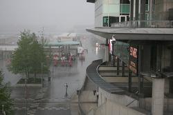 Major downpour