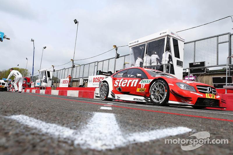 Daniel Juncadella, Mercedes AMG DTM, DTM Mercedes AMG C-Coupe