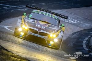 Marc VDS Racing BMW Z4 GT3 (SP9): Maxime Martin, Andrea Piccini, Yelmer Buurman